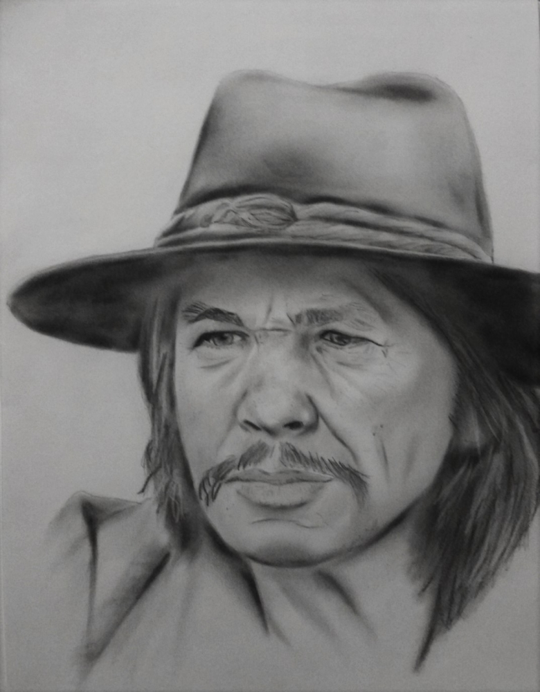 Charles Bronson by tmac1965